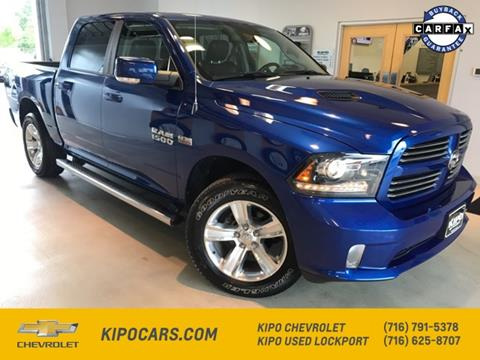 2016 RAM Ram Pickup 1500 for sale in Lockport, NY
