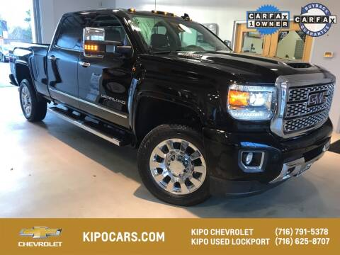 2019 GMC Sierra 2500HD for sale in Lockport, NY
