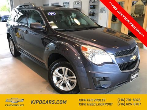2014 Chevrolet Equinox for sale in Lockport, NY