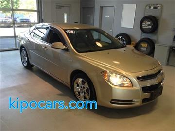 2008 Chevrolet Malibu for sale in Lockport, NY