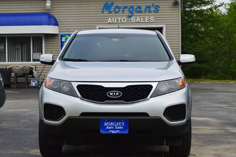 2011 Kia Sorento for sale in Leeds, ME