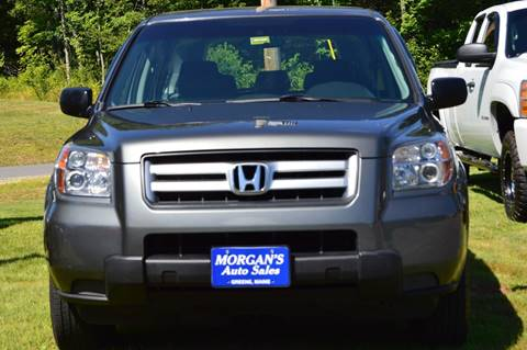 2007 Honda Pilot for sale in Leeds, ME
