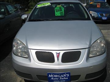 2007 Pontiac G5 for sale in Leeds, ME