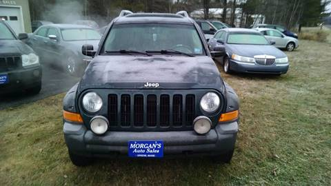 2005 Jeep Liberty for sale in Leeds, ME