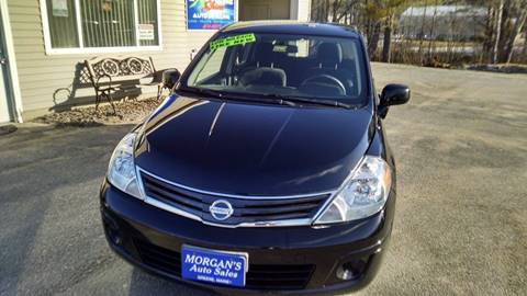 2011 Nissan Versa for sale in Leeds, ME