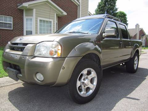 2001 Nissan Frontier for sale in Smyrna, TN