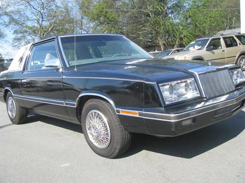 1983 Chrysler Le Baron for sale in Hot Springs, AR