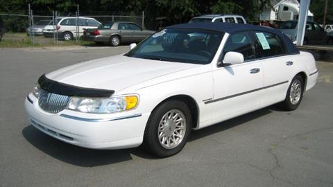 1998 Lincoln Town Car for sale in Hot Springs, AR