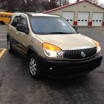 2002 Buick Rendezvous for sale at JAG AUTO SALES in Webster NY
