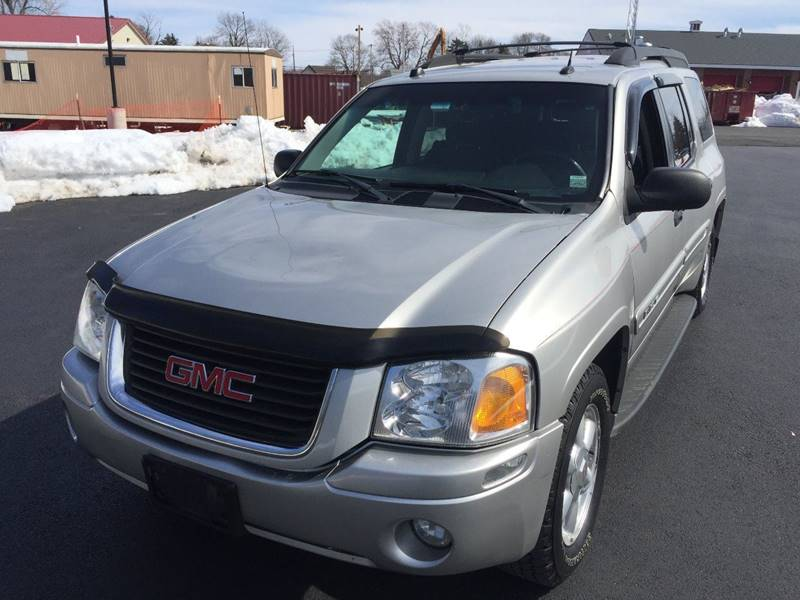 2005 GMC Envoy XL for sale at JAG AUTO SALES in Webster NY