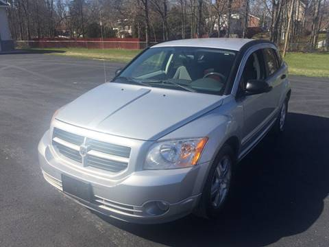 2007 Dodge Caliber for sale at JAG AUTO SALES in Webster NY