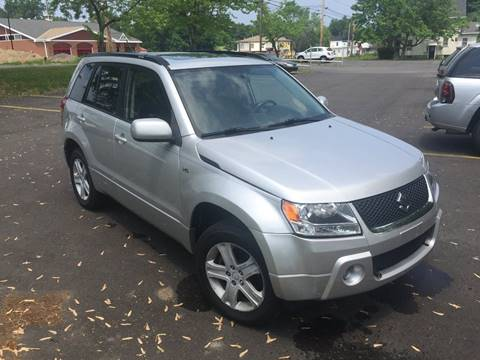 2006 Suzuki Grand Vitara for sale at JAG AUTO SALES in Webster NY