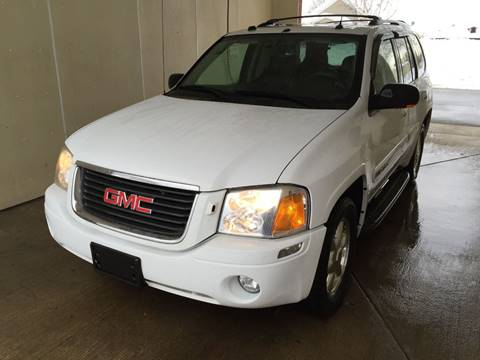 2005 GMC Envoy for sale at JAG AUTO SALES in Webster NY
