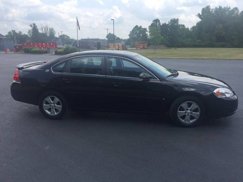 2008 Chevrolet Impala for sale at JAG AUTO SALES in Webster NY