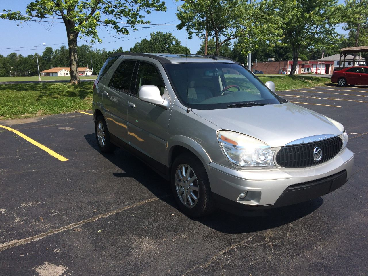 2006 Buick Rendezvous for sale at JAG AUTO SALES in Webster NY