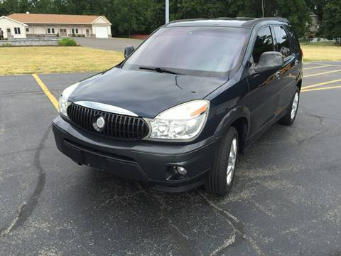 2005 Buick Rendezvous for sale at JAG AUTO SALES in Webster NY