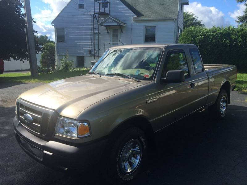 2006 Ford Ranger for sale at JAG AUTO SALES in Webster NY