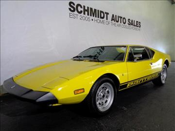 1974 De Tomaso Pantera L for sale in Delray Beach, FL