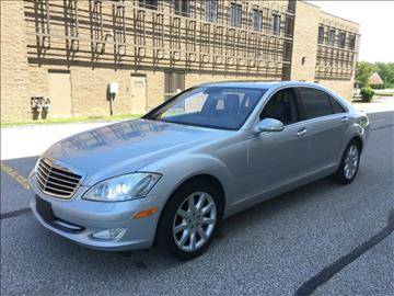 2007 Mercedes-Benz S-Class for sale in Eastlake, OH
