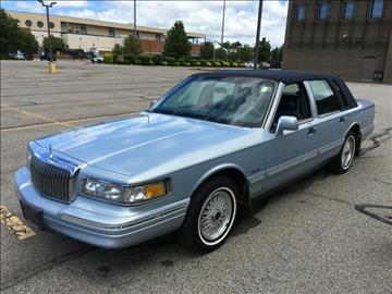 1997 Lincoln Town Car for sale in Eastlake, OH