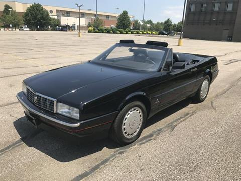 1990 Cadillac Allante for sale in Eastlake, OH