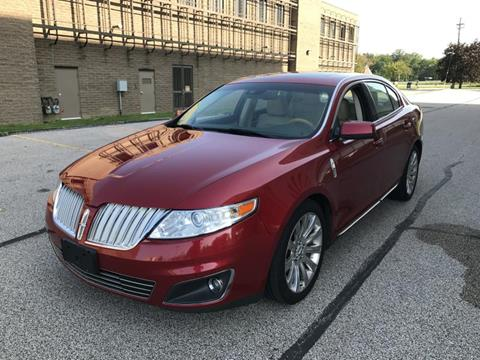 2010 Lincoln MKS for sale in Eastlake, OH