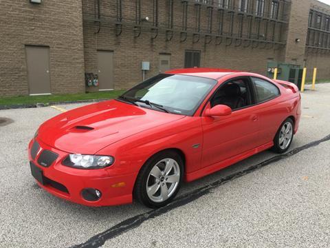 2006 Pontiac GTO for sale in Eastlake, OH