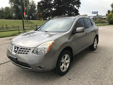 2008 Nissan Rogue for sale in Eastlake, OH
