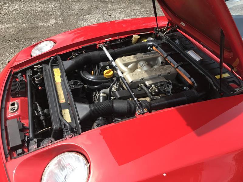 1987 Porsche 928 S4 2dr Hatchback - Eastlake OH