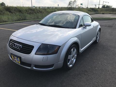 Audi TT For Sale Carsforsalecom - 2002 audi