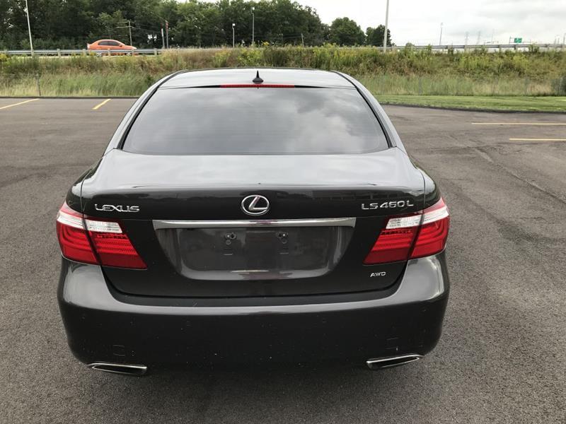 2009 Lexus Ls 460 AWD L 4dr Sedan In Eastlake OH - MR Auto Sales Inc.