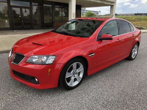 2009 Pontiac G8 for sale in Eastlake, OH