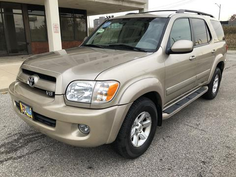 2007 Toyota Sequoia For Sale In Eastlake Oh