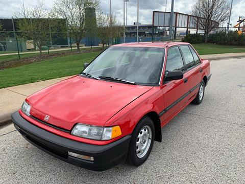 1990 Honda Civic for sale in Eastlake, OH