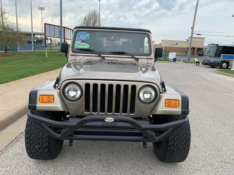 2004 Jeep Wrangler for sale in Eastlake, OH