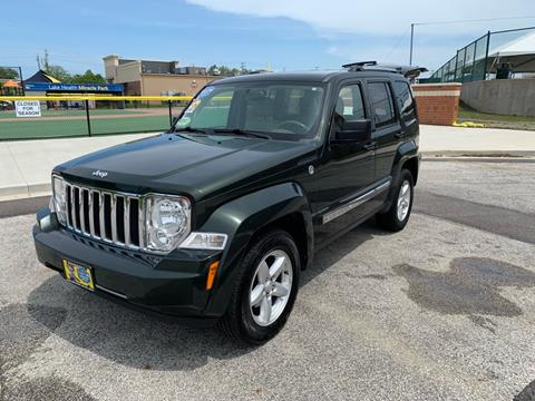 2010 Jeep Liberty for sale in Eastlake, OH