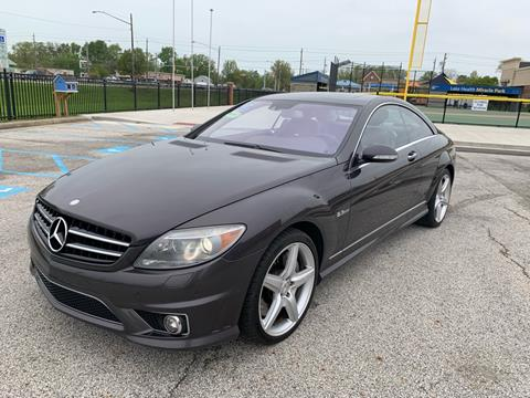 2008 Mercedes-Benz CL-Class for sale in Eastlake, OH