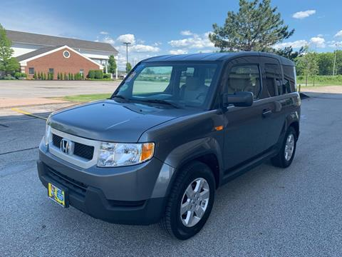 2010 Honda Element for sale in Eastlake, OH