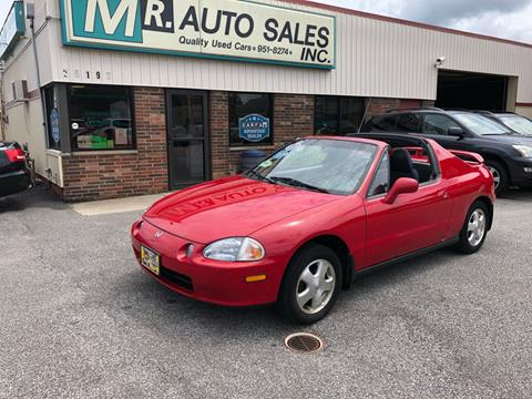 1994 Honda Civic del Sol for sale in Eastlake, OH
