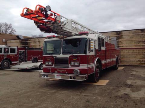 2002 SEAGRAVE FIRE APPARA LR06CM
