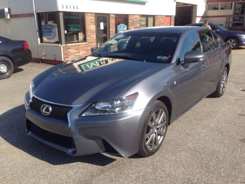 2015 Lexus GS 350 for sale at MR Auto Sales Inc. in Eastlake OH