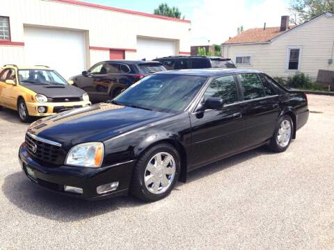 2005 Cadillac DeVille DTS for sale at MR Auto Sales Inc. in Eastlake OH