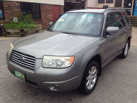 2006 Subaru Forester 2.5 X Premium Package for sale at MR Auto Sales Inc. in Eastlake OH