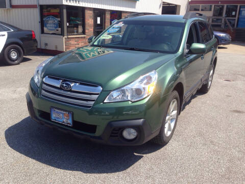 2013 Subaru Outback 2.5i Premium for sale at MR Auto Sales Inc. in Eastlake OH