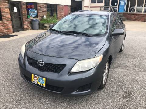 2009 Toyota Corolla LE for sale at MR Auto Sales Inc. in Eastlake OH