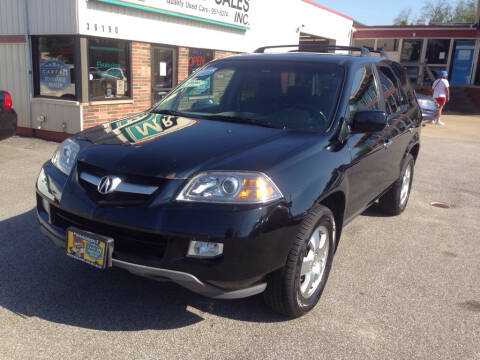 2006 Acura MDX for sale at MR Auto Sales Inc. in Eastlake OH