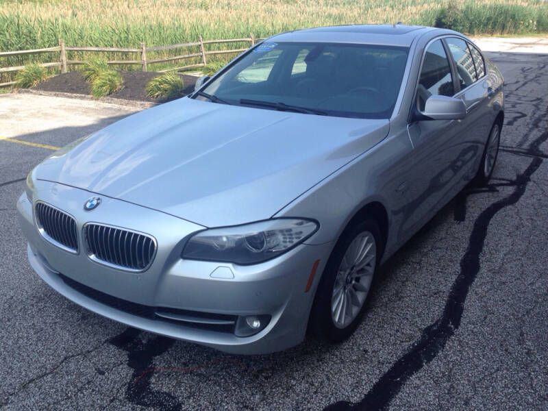 2012 BMW 5 Series AWD 535i xDrive 4dr Sedan - Eastlake OH