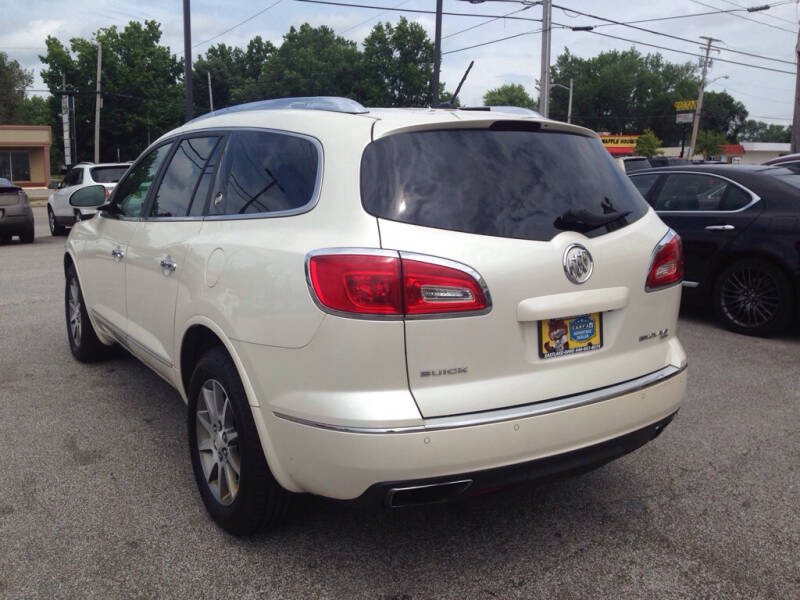 2014 Buick Enclave AWD Leather 4dr Crossover - Eastlake OH