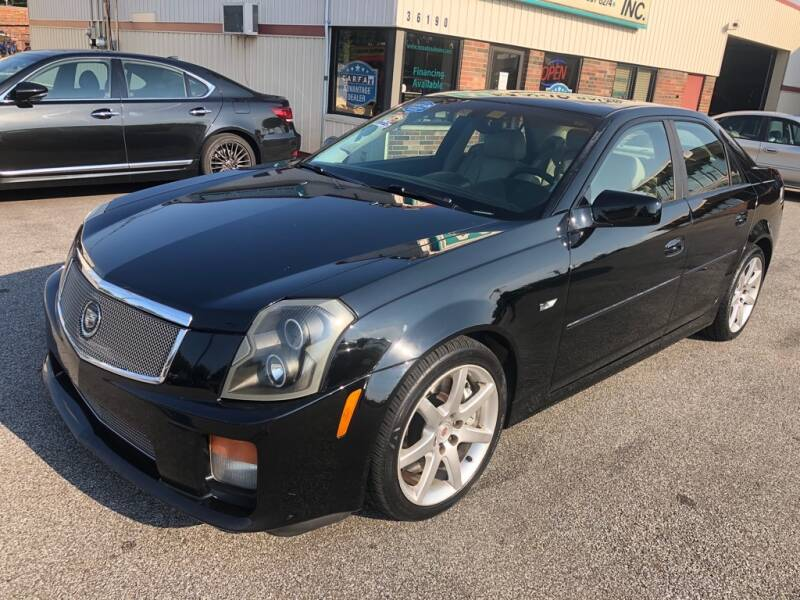 2005 Cadillac CTS-V 4dr Sedan - Eastlake OH