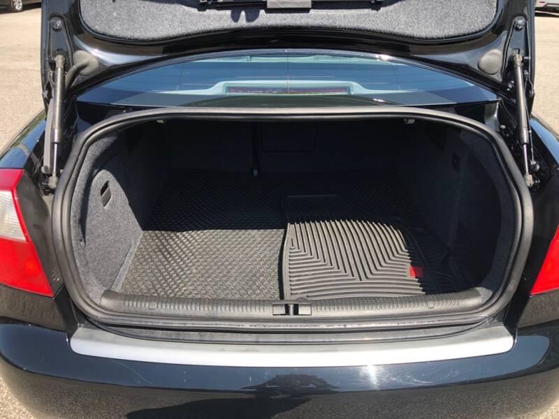 2005 Audi S4 AWD quattro 4dr Sedan - Eastlake OH